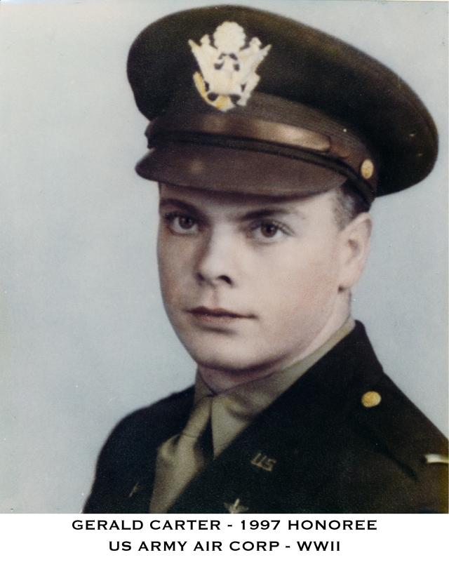 Carter Gerald PVHOH